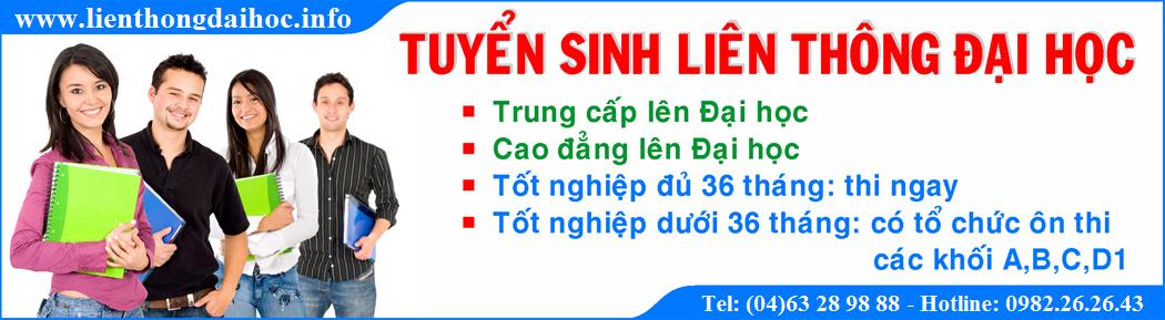 lien thong dai hoc kinh doanh cong nghe ha noi
