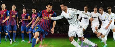 InfoDeportiva - Informacion al instante. Alineacion REAL MADRID VS FC BARCELONA. Horarios, Resultados, Estadisticas, Online