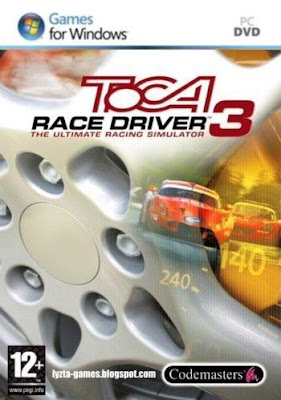 Toca Race Driver 3 PC Cover