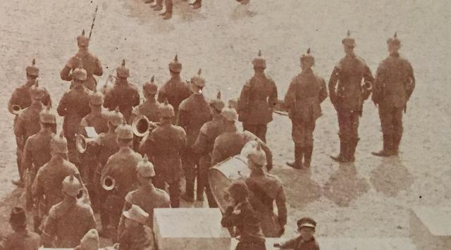 Ocuparea Bucurestiului 1917