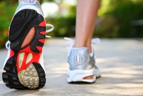 8 Penyakit Merbahaya Boleh Di Sembuh Dengan Berjalan Kaki
