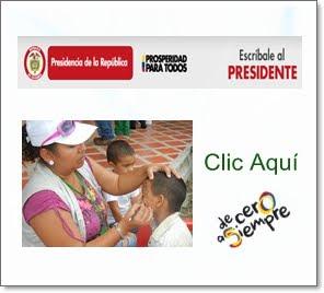 Escribe a Juan Manuel Santos