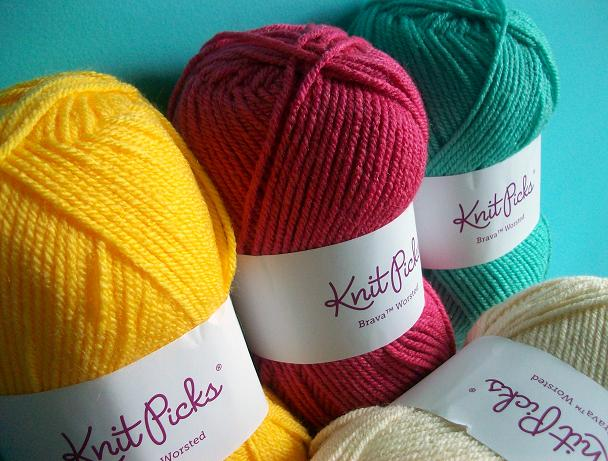 Knit Picks : Knit Picks Haul & Mini Review