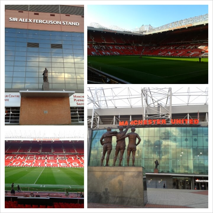 Manchester United, Old Trafford Stadium Tour