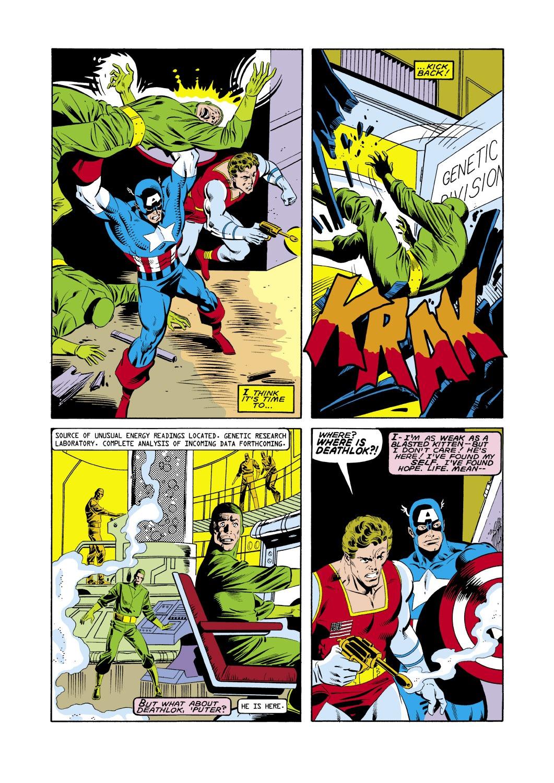 Captain America (1968) Issue #286 #202 - English 22