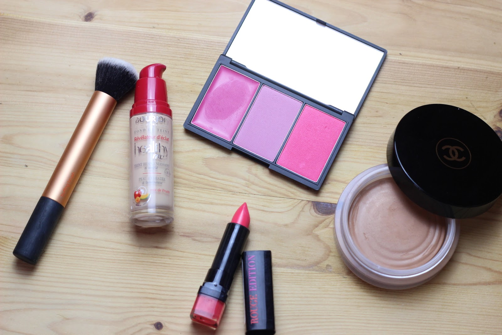 rediscovered beauty products