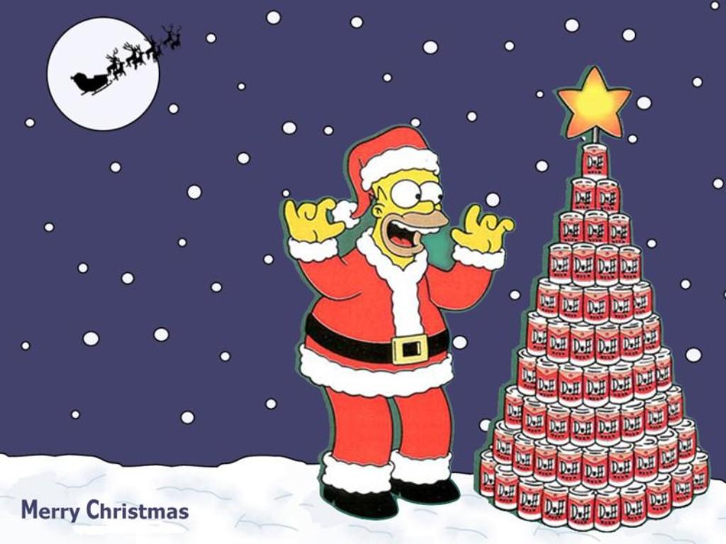 Uncategorized Simpsons Christmas Wallpaper simpsons christmas wallpapers