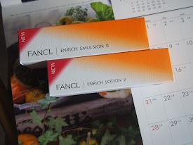 Новый Fancl!