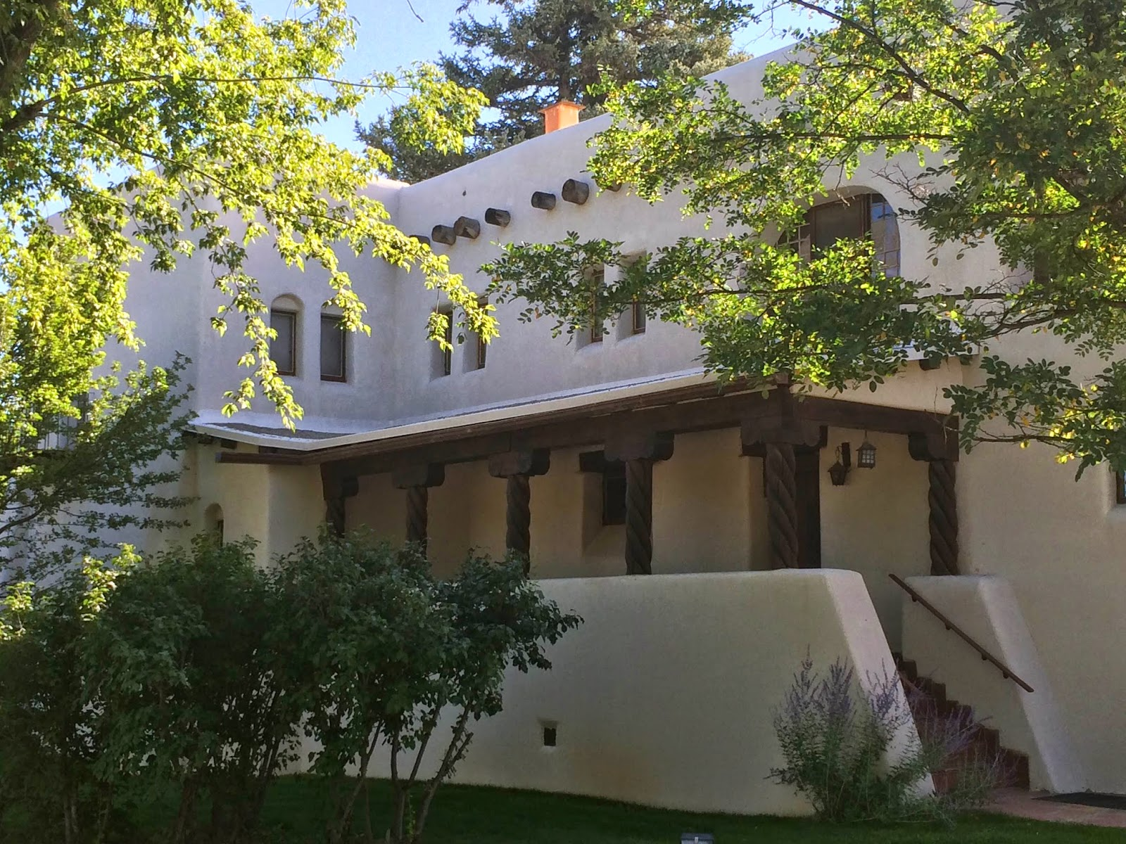 The Fechin House and Taos Art Museum, Taos New Mexico