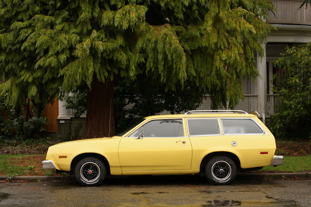 1977 Ford Pinto Wagon.