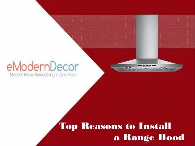 High-Quality Range Hoods
