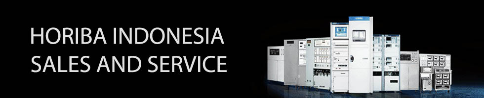 HORIBA INDONESIA SALES AND SERVICE