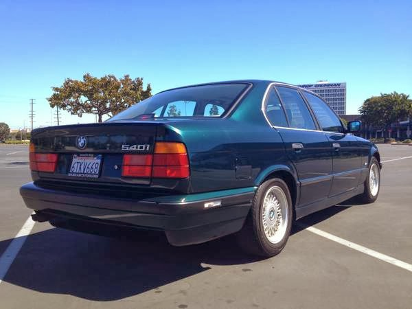 Daily turismo 5k 6 gang schaltgetriebe v8 e34 1995 bmw 540i 6 a few made it out of munich with 6 speed manual transmissions such as this 1995 bmw 540i available here on craigslist near dt headquarters in manhattan sciox Image collections