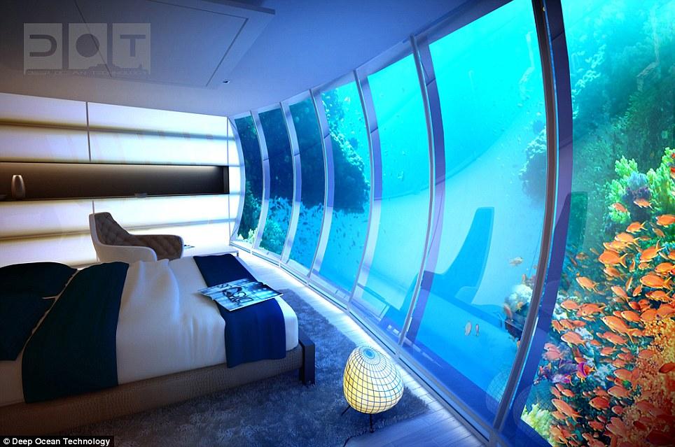 Nada nos libra de escorpio hotel bajo el mar en dubai for Hotel bajo el mar dubai