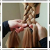 How To Make 4-Strand Braid Hairstyle Tutorial