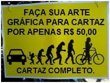ARTE GRÁFICA POR APENAS R$ 50,00 - PROMOÇÃO