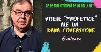 """Ted Pope 🔴 Visele """"profetice"""" ale pastorului Dana Coverstone - Evaluare"""