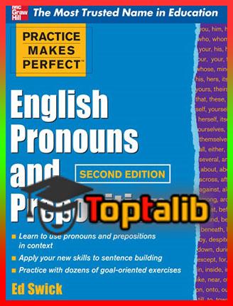 livre de practice makes perfect english pronouns and prepositions