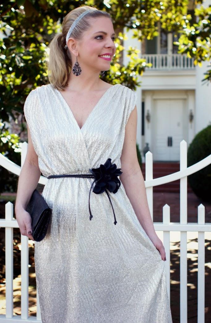 Valentine's Day Evening Gown Maxi Dress