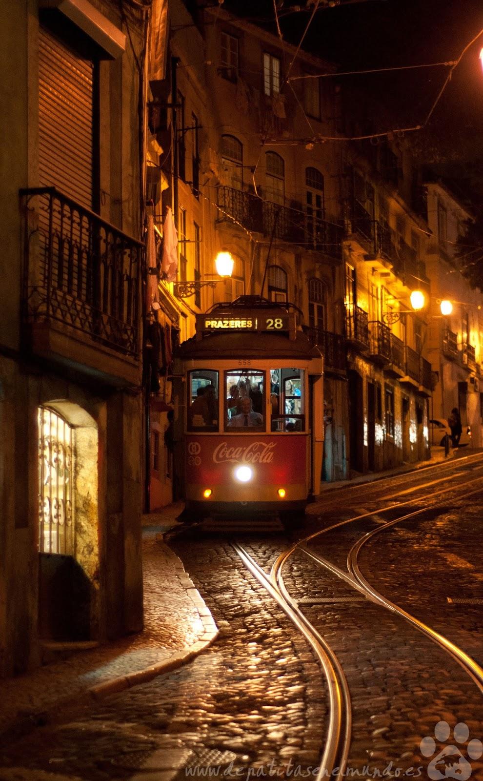 Tranvias de Lisboa