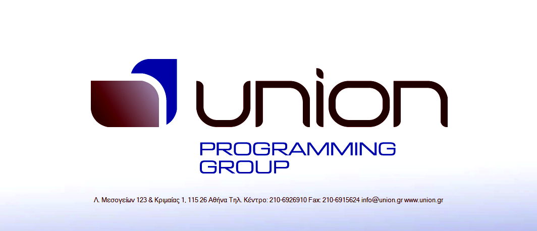 UNION PROGRAMMING GROUP