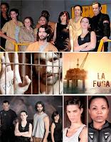 María Valverde y Aitor Luna protagonizan La Fuga