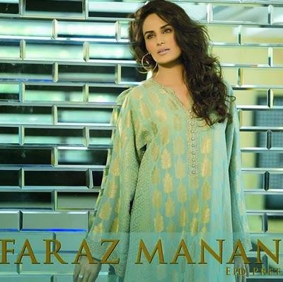 Faraz Manan Eid Pret 2014