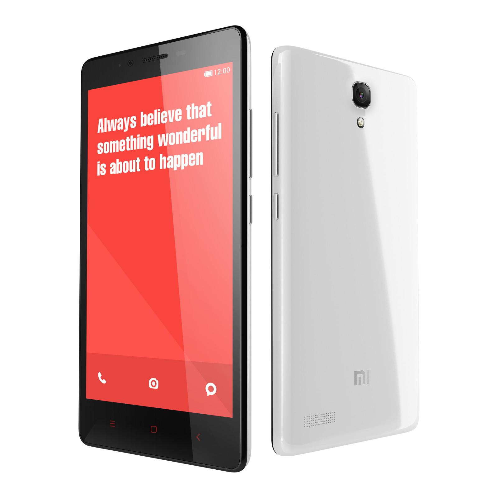 Harga HP Xiaomi Redmi Note 4G