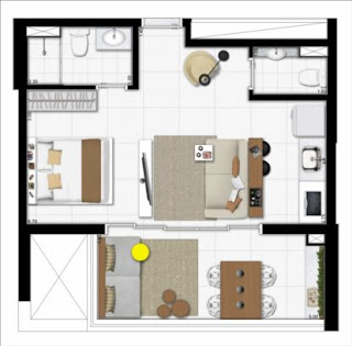 viaza 400|apartamento campo belo