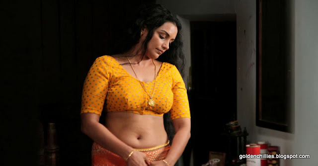 swetha wearing saree pictures gallery