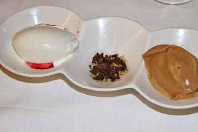 Helados artesanos del Restaurante ELKANO. Blog Esteban Capdevila