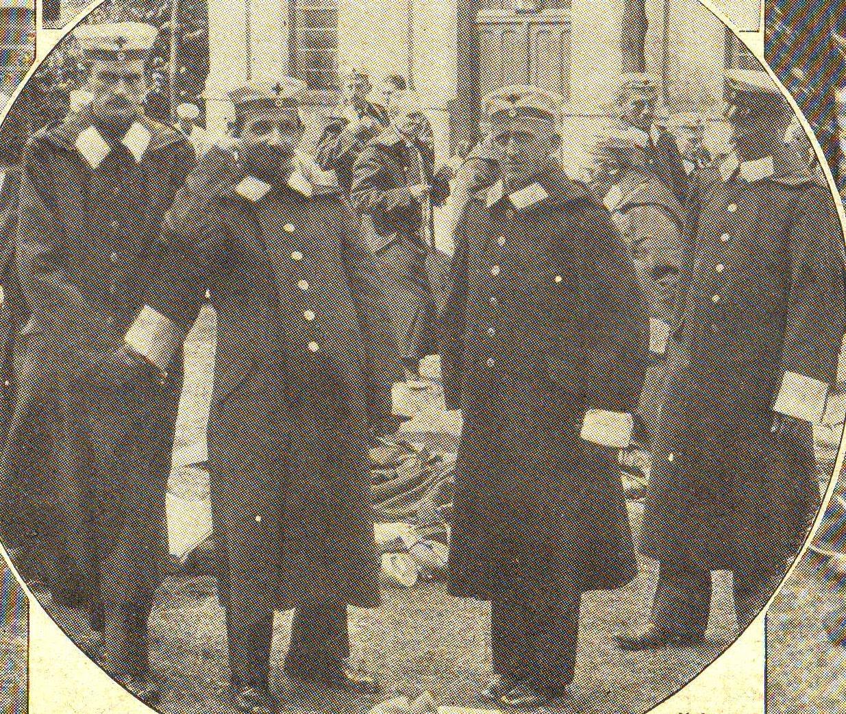 August 1914 | Der Erste Weltkrieg 1914 - 1918 / Kriegszeitung