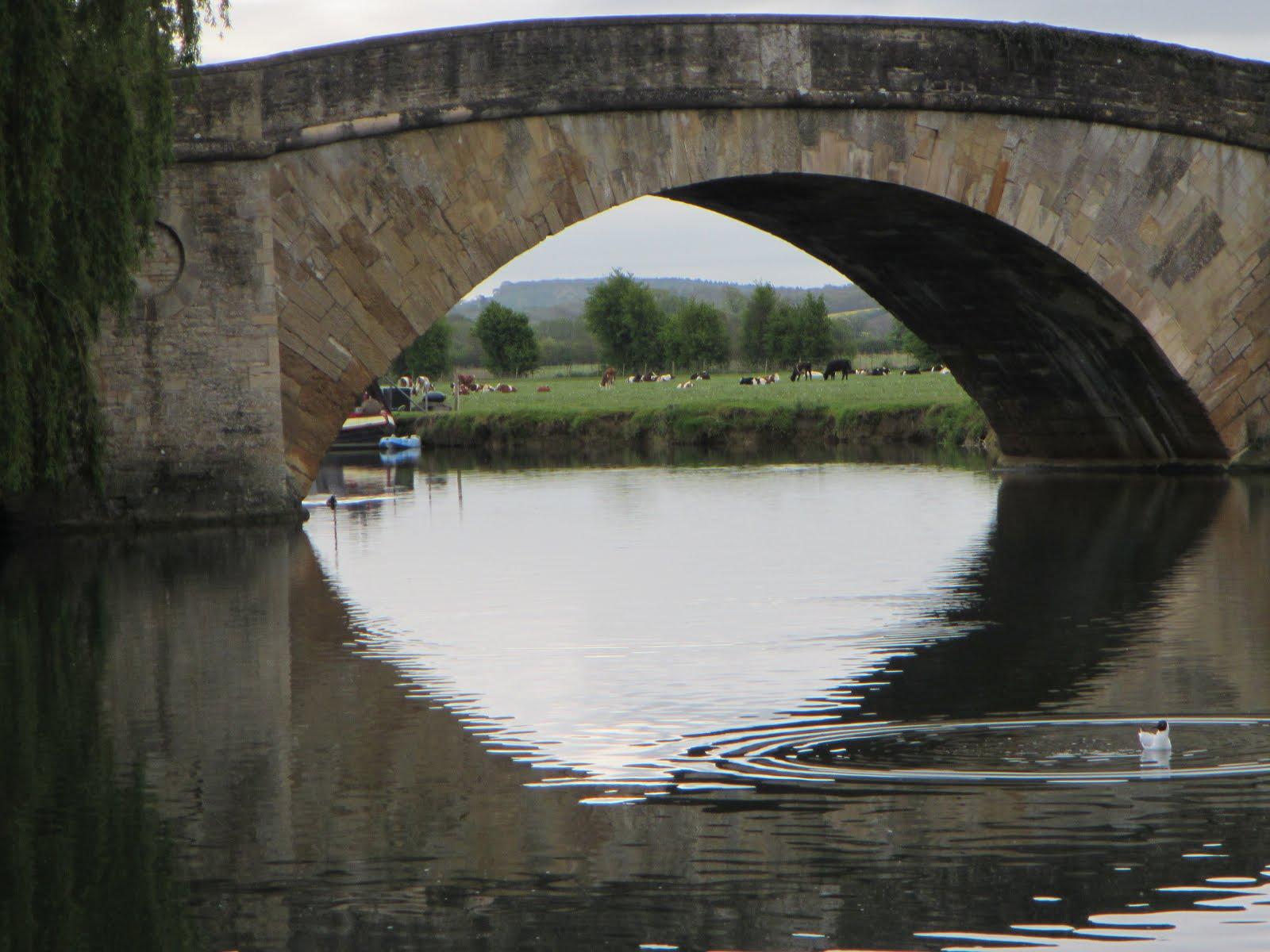 Thames Meander Starting Point
