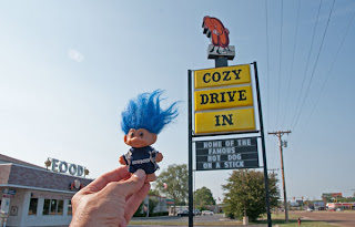 Route 66 Cozy Dog Drive In Springfield Illinois
