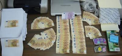 Delito de falsificacion de moneda
