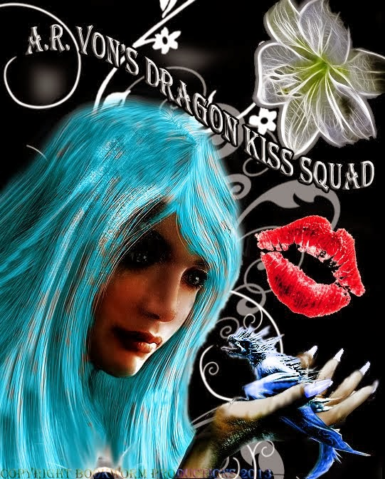 Click to become an A.R. Dragon's Kiss Squad Street Team member