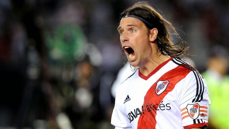 Cavenaghi, River, River Plate, primer gol, gol, Lanús, Monumental, Torneo Final 2014,