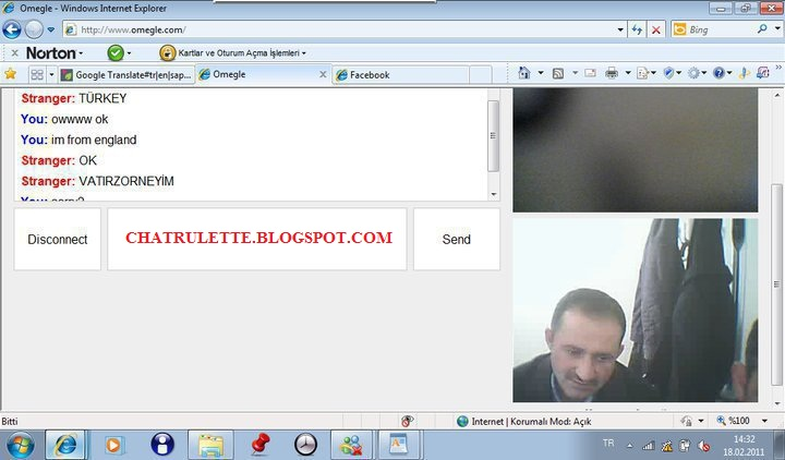 catırzorneyim, what is your name, chatroulette, omegle