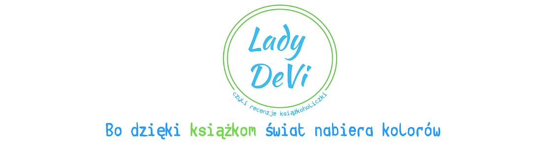Lady DeVi, czyli recenzje książkoholiczki