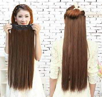Jual Hair Clip Murah Berkualitas Rambut Asli Panjang