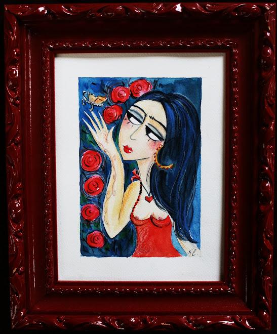 """P'tit portrait """"Ya habibi"""""""