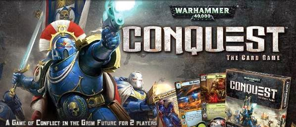 Warhammer 40,000 Conquest Card Game