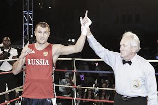 BOXEO-Kovalev revienta a Campillo