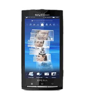 Como configurar celular Sony Ericsson Xperia X10 para acessar a internet da Vivo,Claro,Tim e Oi