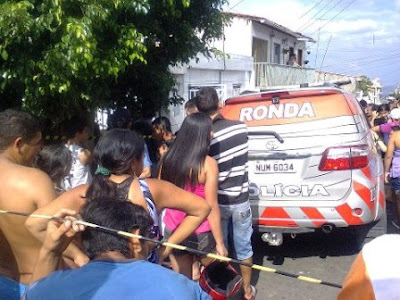 homicídio em viçosa do Ceará