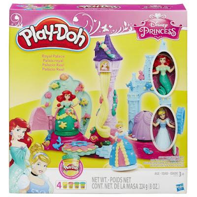 JUGUETES - Play-Doh  Palacio Real | Princesas Disney | Plastilina  Producto Oficial 2015 | Hasbro B1859 | A partir de 3 años  Comprar en Amazon España