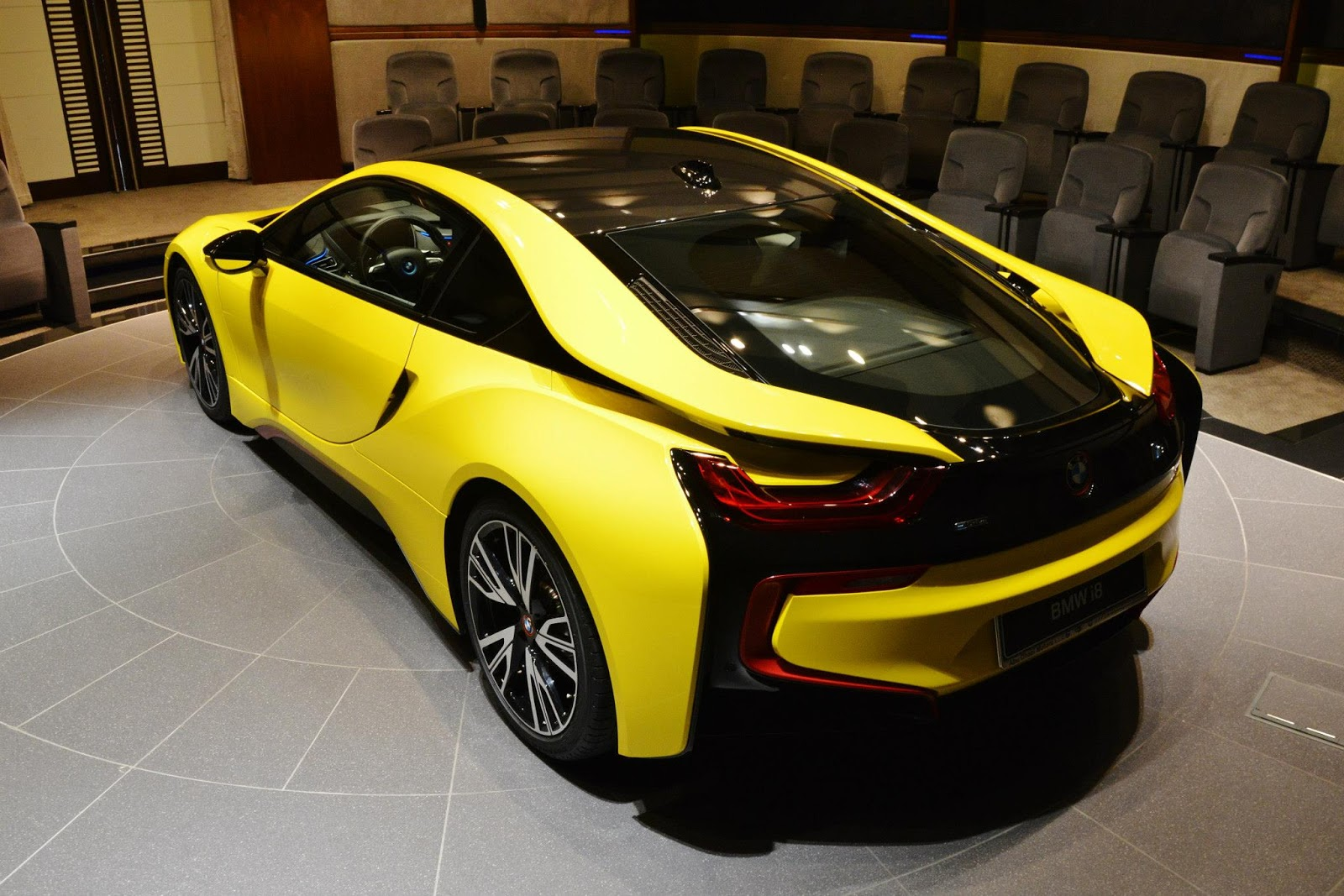 ... Coupe Series Black Bmw I8 : Bmw I8 Yellow And Black U2013 New Cars Gallery  ...