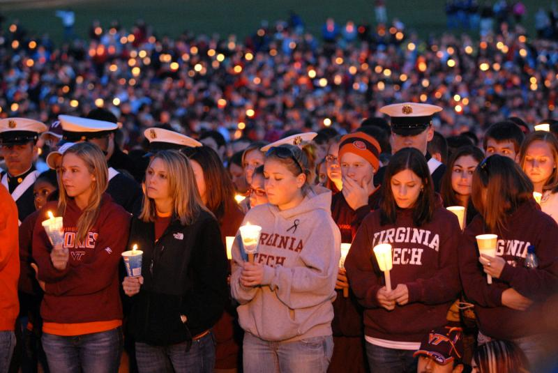 virginia tech shooting 2007 essay Mass shootings research papers the tragedy that occurred at columbine high school was the last case of a mass shooting to occur in the united states until 2007.