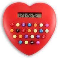 Kalkulator cinta - Menghitung kecocokan pasangan anda