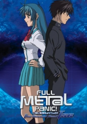 Full Metal Panic! The Second Raid Episode 000 (Dub)